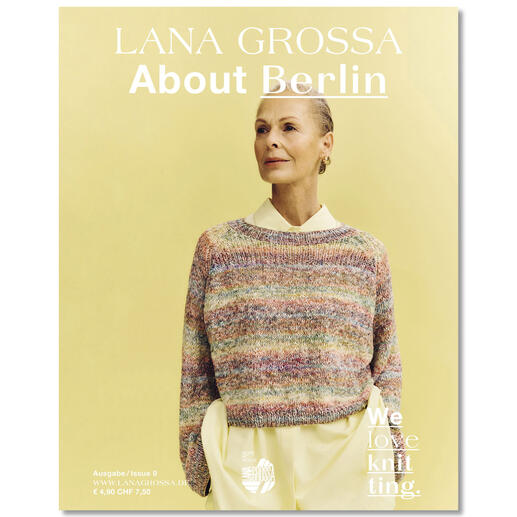 Heft - Lana Grossa About Berlin No. 9