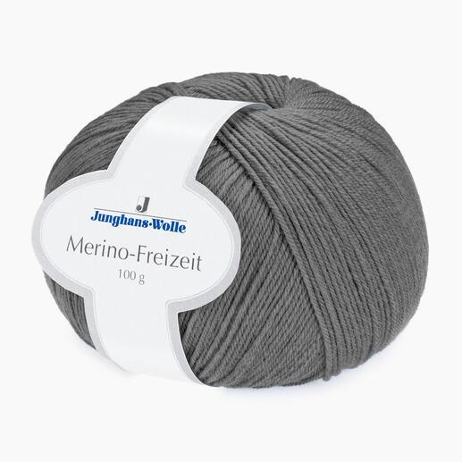 Merino Freizeit 4-fach von Junghans-Wolle