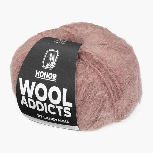 Honor von WOOLADDICTS by Lang Yarns