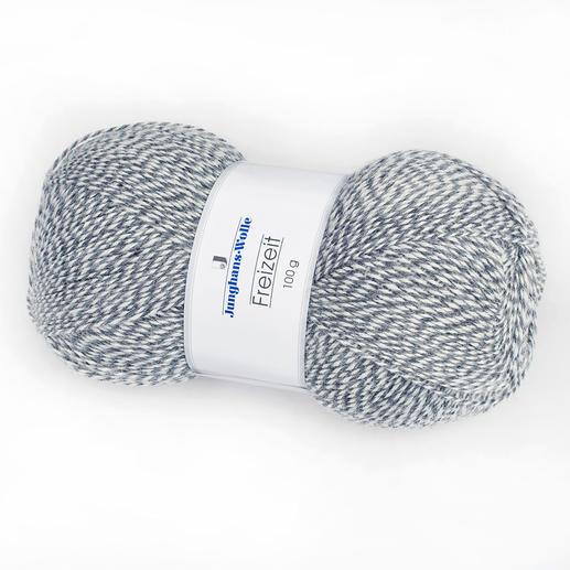 Freizeit uni, 4-fädig von Junghans-Wolle