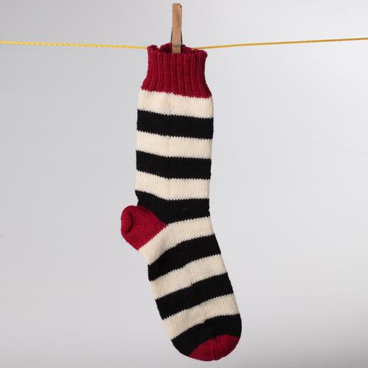 Anleitung 804/3, Socken, aus Freizeit 4-fädig von Junghans-Wolle