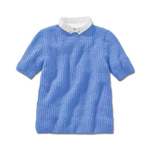 Anleitung 080/5, Pullover aus Kaschmir von Junghans-Wolle
