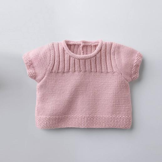 Anleitung 405/4, Babypulli (oder Babyjacke) aus Partner 3,5 von phildar