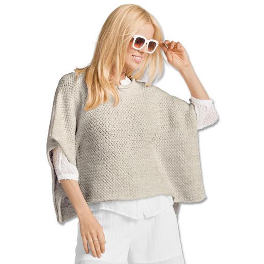Anleitung 248/7, Damen Cape aus Bandana von Junghans-Wolle