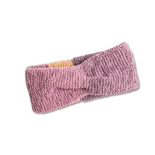 Anleitung 439/8, Stirnband und Dreiecktuch aus Creative Wool Dégradé Super 6 von Rico Design