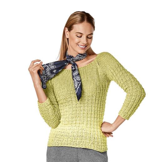Anleitung 063/9, Pullover aus Pastellico von Junghans-Wolle