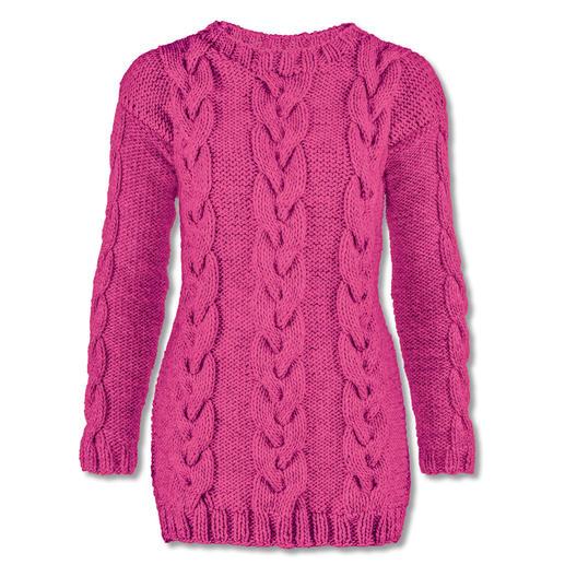 Anleitung 141/9, Pullover aus Canoso von Junghans-Wolle