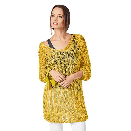 Anleitung 282/9, Pullover aus Varese von Junghans-Wolle