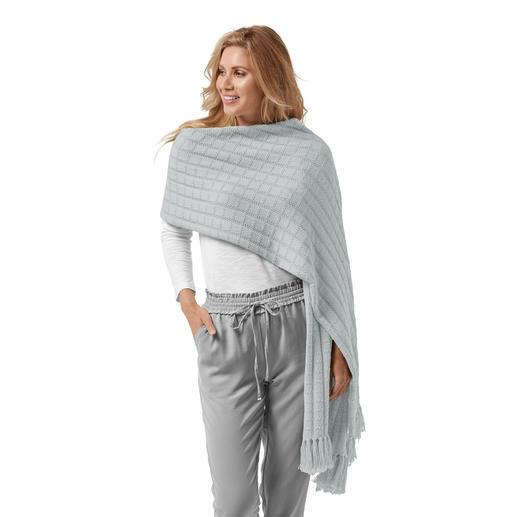 Anleitung 088/0, Schal aus Organic Cotton von Schachenmayr
