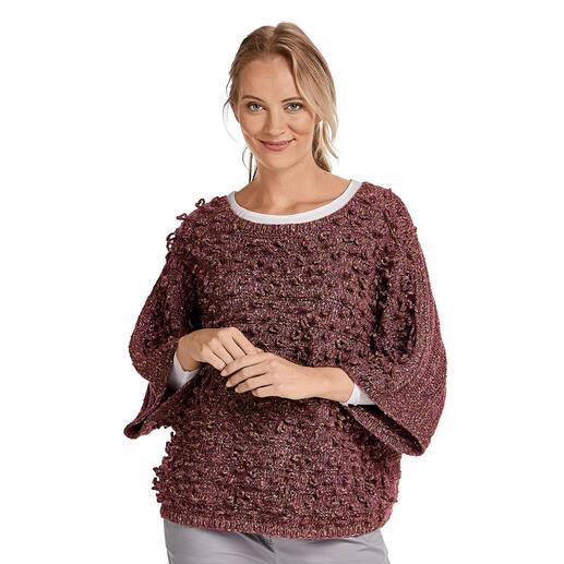 Anleitung 040/1, Pullover aus Ofelia von Junghans-Wolle