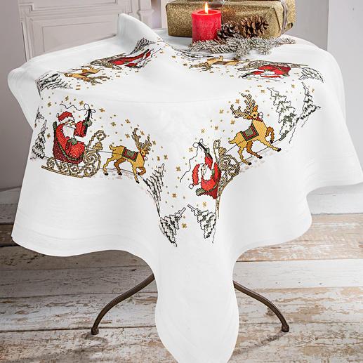 tischdecken online bestellen bei junghans wolle. Black Bedroom Furniture Sets. Home Design Ideas