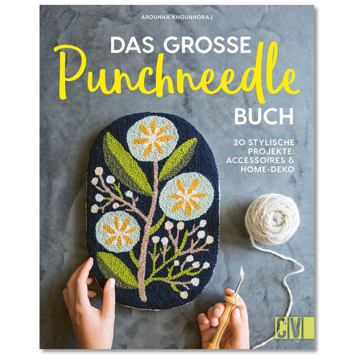 Buch - Das grosse Punchneedle-Buch