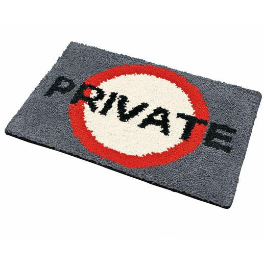 Fussmatte - Private