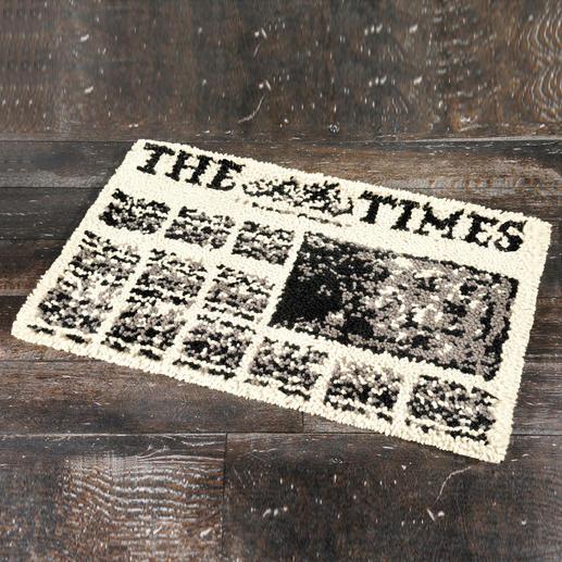 Fussmatte - The Times