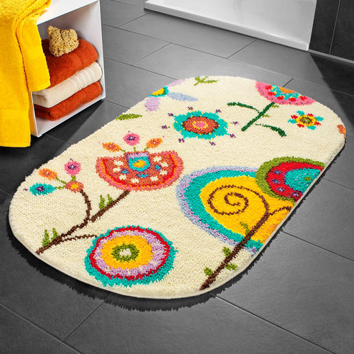 kn pfen nach farbig vorgemaltem stramin kn pfen im junghans wolle creativ shop kaufen. Black Bedroom Furniture Sets. Home Design Ideas