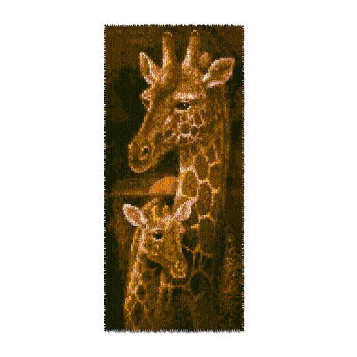 Wandbehang - Giraffen, 40 x 90 cm