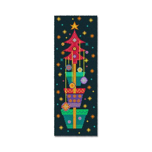 Wandbehang - Fröhliche Weihnacht