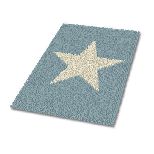 Teppich - White Star