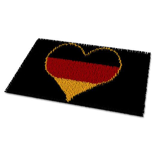 Fussmatte - Deutschland