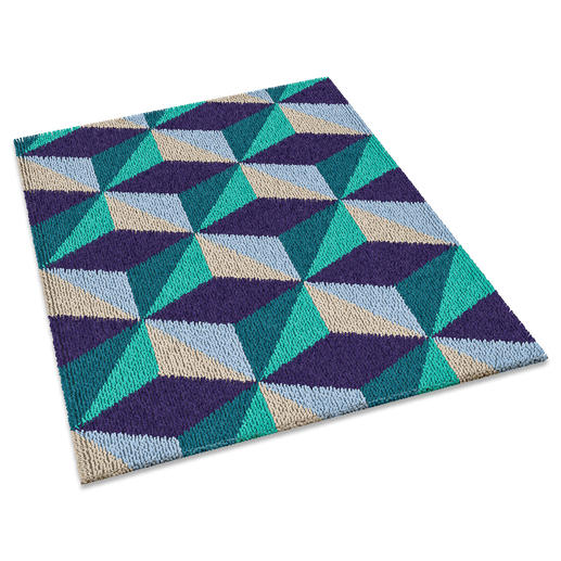 Teppich - Illusion
