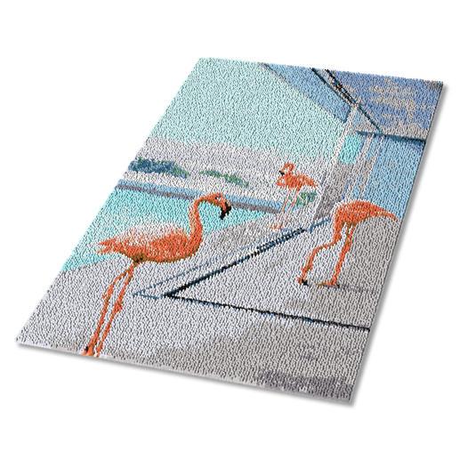 Teppich - Flamingos