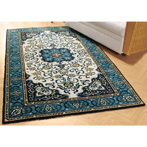 Teppich - Lahore Der Ursprung aller Teppiche liegt im Orient.