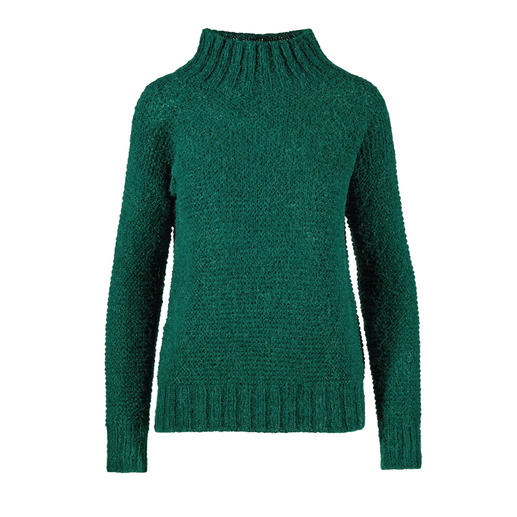 Anleitung 023 Perfect Poetry, Pullover aus Water von WOOLADDICTS by Lang Yarns