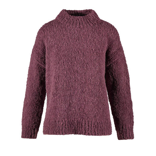 Anleitung 037 Losing Lover, Pullover aus Trust von WOOLADDICTS by Lang Yarns