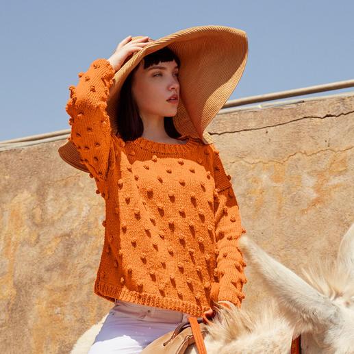 Anleitung 032 Splendid Summer, Pullover aus Sunshine von WOOLADDICTS by Lang Yarns