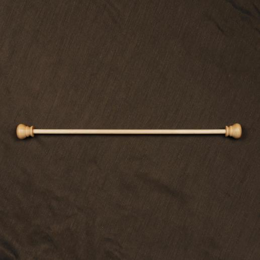 Holz-Zierstange, 41 cm
