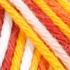 Gelb/Orange/Rot/Weiss