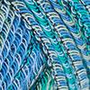 Türkis/Blau Color