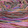 Flieder/Hellgrün/Rosa/Pink/Graubraun