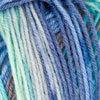 Blau/Grau/Hellblau/Türkis